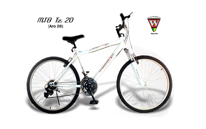 MTB ARO 26 (TZ 20) WINGS R$480,00